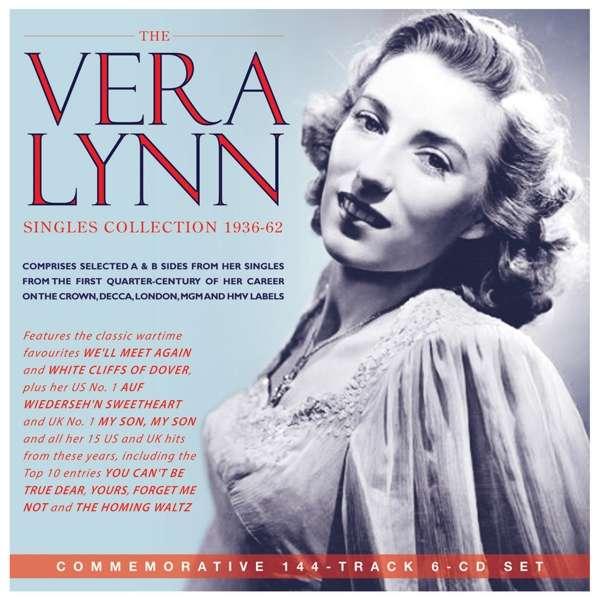 Collection 1936-62 - Vera Lynn - Musik - ADULT CONTEMPORARY/MOR - 0824046600723 - 11. september 2020