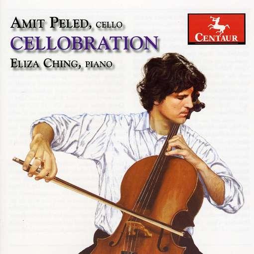 Cellobration - Mendelssohn-bartholdy / Peled / Ching - Musik - Centaur - 0044747304724 - March 30, 2010