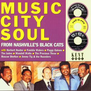 Music City Soul From - V/A - Musik - KENT - 0029667215725 - May 11, 1998