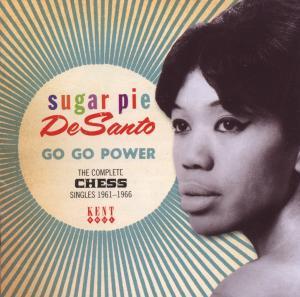 Go Go Power 1961-1966 - Sugar Pie Desanto - Musik - KENT - 0029667231725 - April 27, 2009
