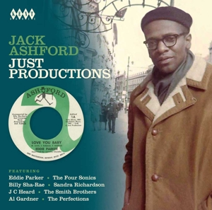Jack Ashford Just Productions - Various Artists - Musik - KENT - 0029667244725 - April 8, 2016