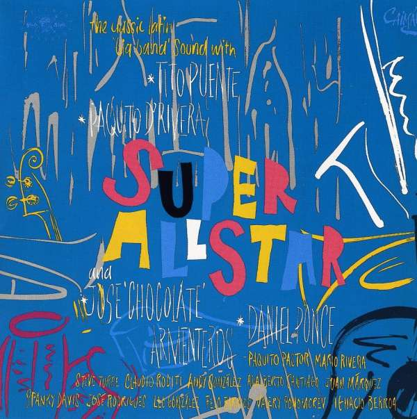 Super All Star - Super All Star - Musik - ACE RECORDS - 0029667301725 - July 30, 1990