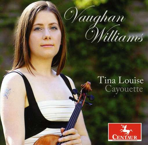 Works for Viola & Piano - Tina Louise Cayouette - Musik - CENTAUR - 0044747310725 - November 16, 2011