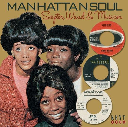 Manhattan Soul - V/A - Musik - KENT SOUL - 0029667234726 - March 3, 2011