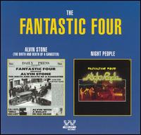 Alvin Stone / Night People - Fantastic Four - Musik - Southbound - 0029667375726 - October 26, 1992