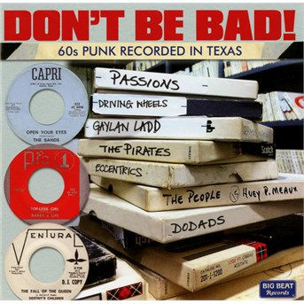 Don't Be Bad! - V/A - Musik - BIG BEAT - 0029667432726 - April 29, 2015