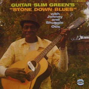 Stone Down Blues - Guitar Slim Green - Musik - BGP - 0029667528726 - April 2, 2015
