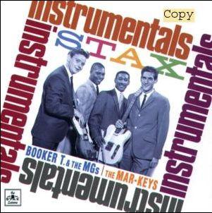 Stax Instrumentals - 25tr - V/A - Musik - STAX - 0029667911726 - February 25, 2002