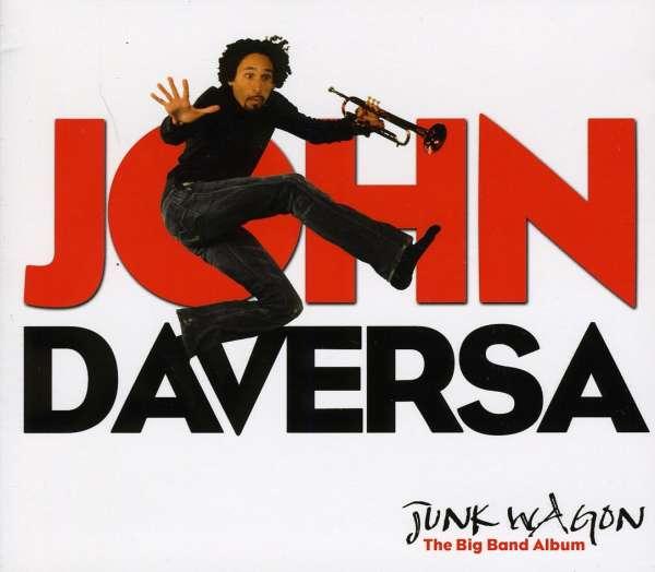 The Big Band Album - Daversa John - Musik - BFM JAZZ - 0030206240726 - October 2, 2012