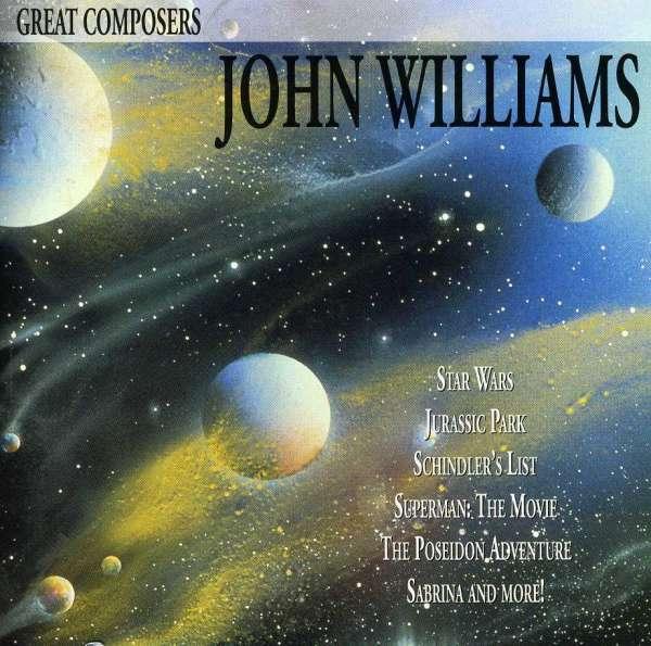 Great Composers Series - John Williams - Musik - VAR - 0030206604726 - June 29, 1999