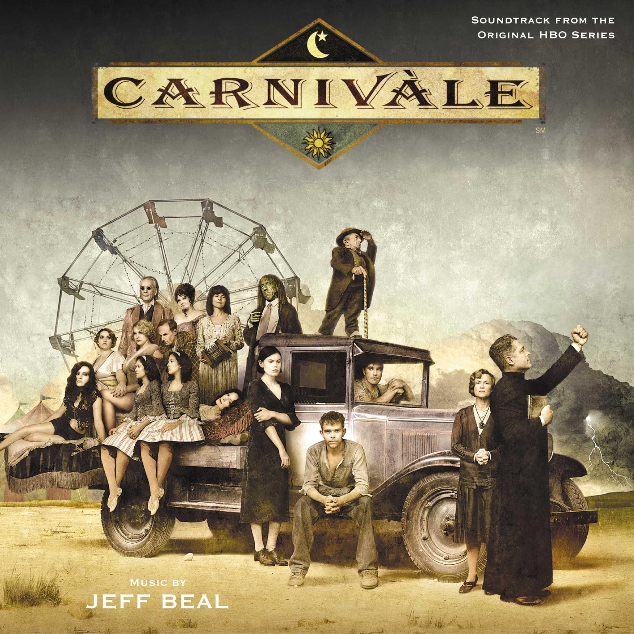Carnivale / TV O.s.t. - Carnivale / TV O.s.t. - Musik - SOUNDTRACK/SCORE - 0030206662726 - December 14, 2004