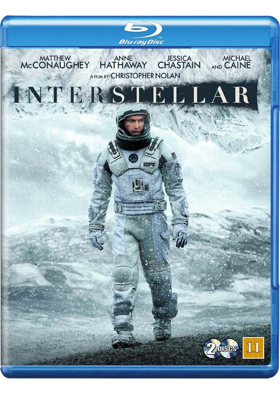 Interstellar - Christopher Nolan - Film -  - 5051895390726 - March 30, 2015
