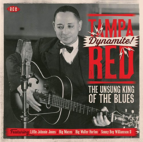 Dynamite! - Tampa Red - Musik - ACE - 0029667071727 - July 2, 2015