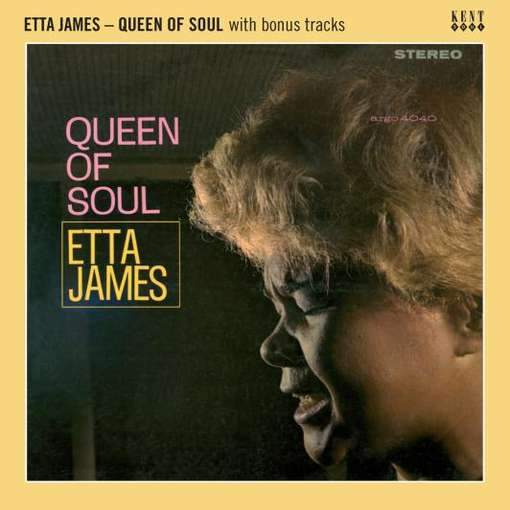 Queen Of Soul - Etta James - Musik - KENT SOUL - 0029667237727 - May 31, 2012
