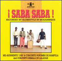Saba Saba Mozambique - V/A - Musik - GLOBESTYLE - 0029667307727 - November 30, 1992