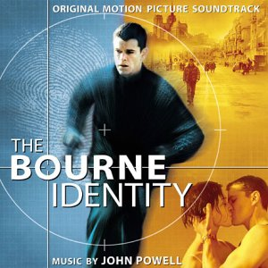 The Bourne Identity - Powell, John / OST - Musik - SOUNDTRACK/SCORE - 0030206636727 - June 11, 2002