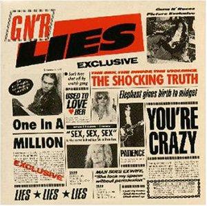 Lies - Guns 'N' Roses - Musik - GEFFEN - 0008811928728 - October 9, 1995