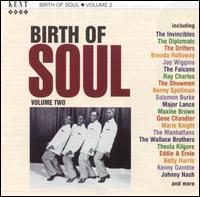 Birth Of Soul Vol 2 - Various Artists - Musik - KENT - 0029667214728 - January 26, 1998