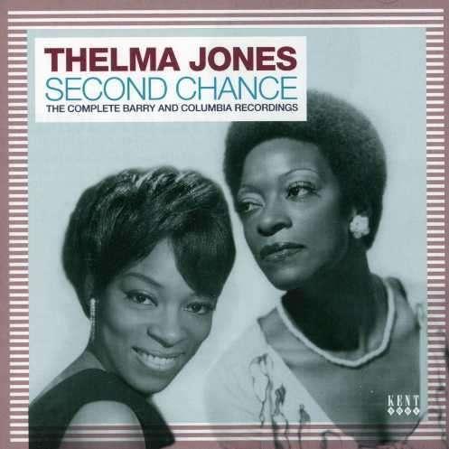 Second Chance - Thelma Jones - Musik - KENT - 0029667227728 - June 7, 2007