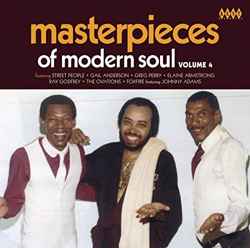 Masterpieces Of Modern Soul Volume 4 - V/A - Musik - ACE - 0029667243728 - September 3, 2015
