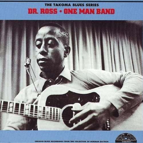 One Man Band - Isiah -Doctor- Ross - Musik - TAKOMA - 0029667988728 - July 26, 1998