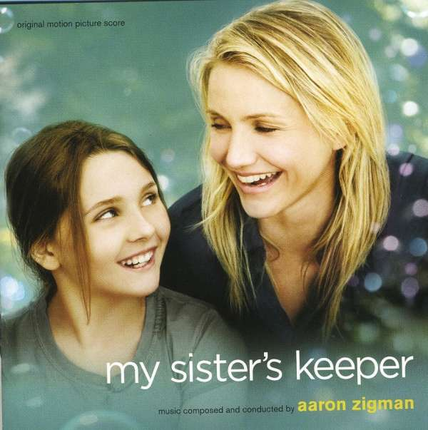 My Sister's Keeper (Score) / O.s.t. - My Sister's Keeper (Score) / O.s.t. - Musik - Varese Sarabande - 0030206697728 - June 23, 2009