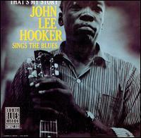 That's My Story / Folk Blue - John Lee Hooker - Musik - ACE - 0029667192729 - June 30, 1960