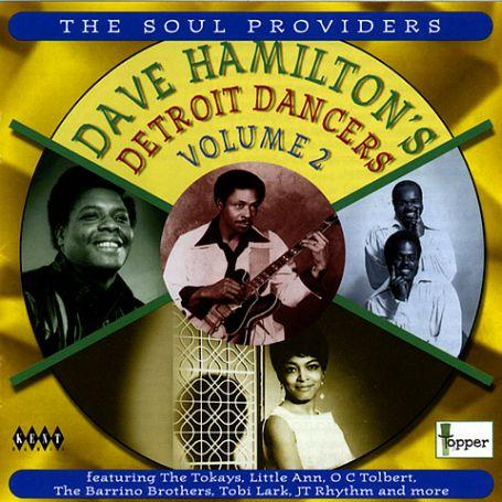 Dave Hamilton's Detroit.2 - V/A - Musik - RICHMOND - 0029667217729 - December 9, 1999