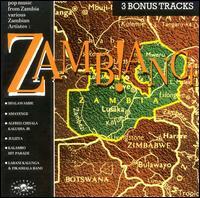 Zambiance ! - V/A - Musik - GLOBESTYLE - 0029667303729 - July 13, 1989