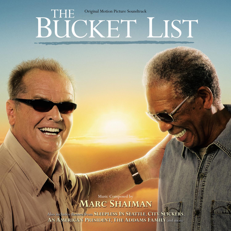 The Bucket List - Shaiman, Marc / OST - Musik - SOUNDTRACK/OST - 0030206687729 - November 16, 2019
