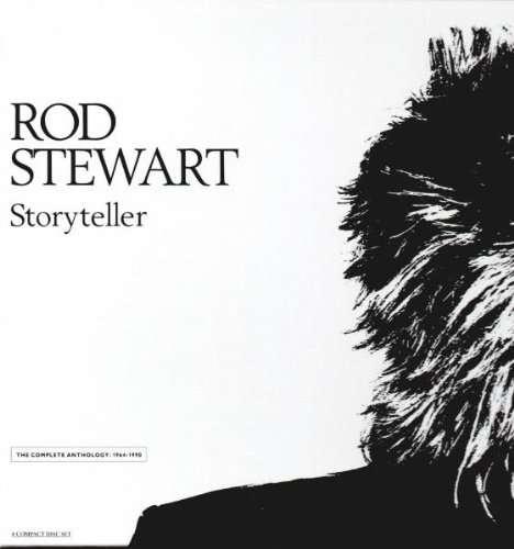 Storyteller (Box Set) - Rod Stewart - Musik - WARNER - 0075992598729 - November 7, 1989
