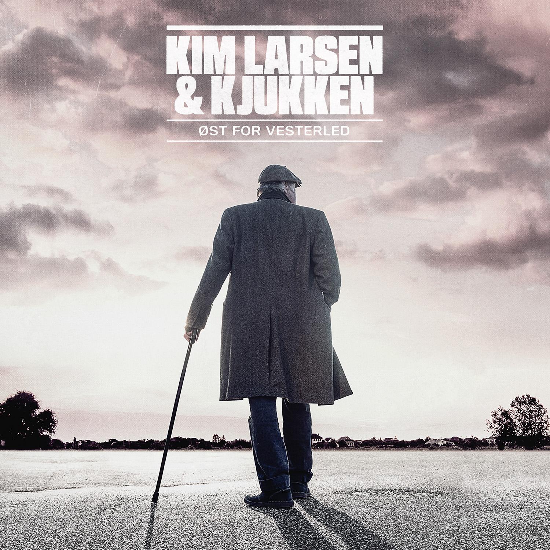 Øst for Vesterled - Kim Larsen - Musik - Warner Music - 5054197359729 - April 7, 2017