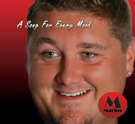 A Song for Every Mood - Marius Grønkjær - Musik -  - 0000010000731 - 2008