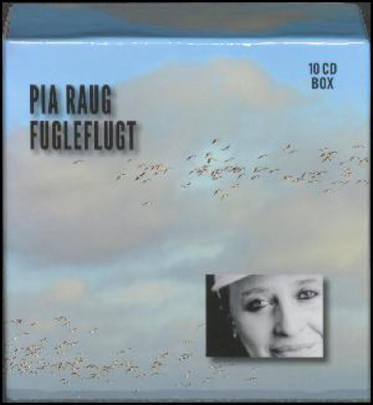Fugleflugt - Pia Raug - Musik - STV - 5705633301733 - November 20, 2015