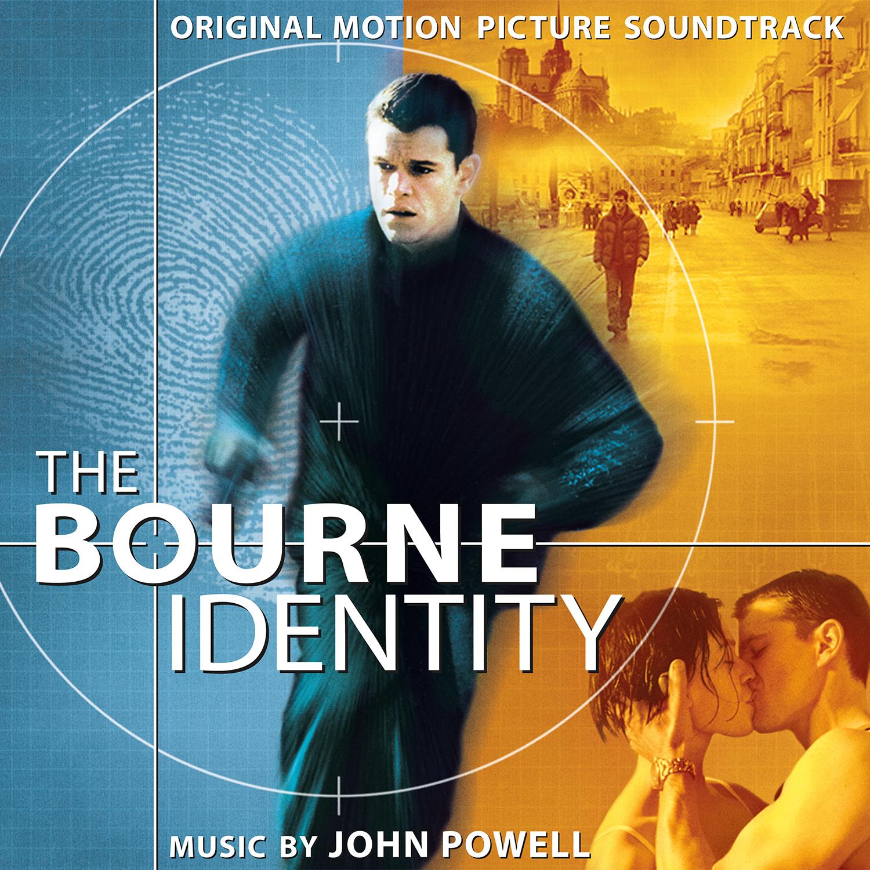 Bourne Identity - O.s.t - Musik - VARESE SARABANDE - 0030206636734 - July 29, 2016