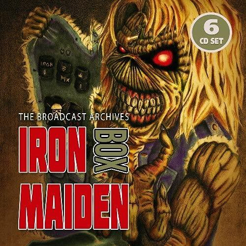 Box (6-cd Set) - Iron Maiden - Musik - Laser Media - 6583817164737 - September 17, 2021