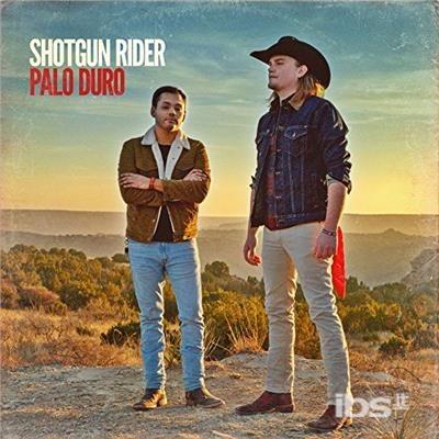 Palo Duro - Shotgun Rider - Musik - TORRE - 0752830936744 - March 30, 2018