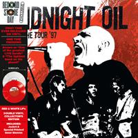 Breathe Tour '97 (Red / White Vinyl) - Midnight Oil - Musik - CULTURE FACTORY - 0819514011750 - April 13, 2019