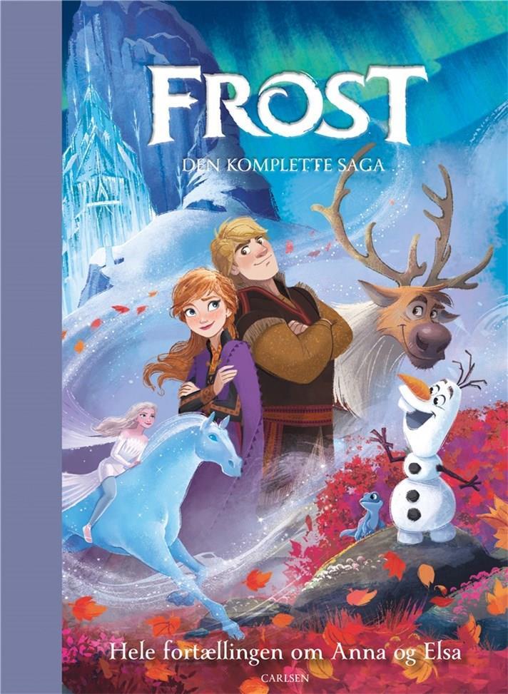 Frost - Den komplette saga - Disney - Bøger - CARLSEN - 9788711995761 - November 4, 2021