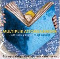Multiplikationssånger - klassesæt - Multiplikationssånger - Musik -  - 0000010000762 - November 26, 2008