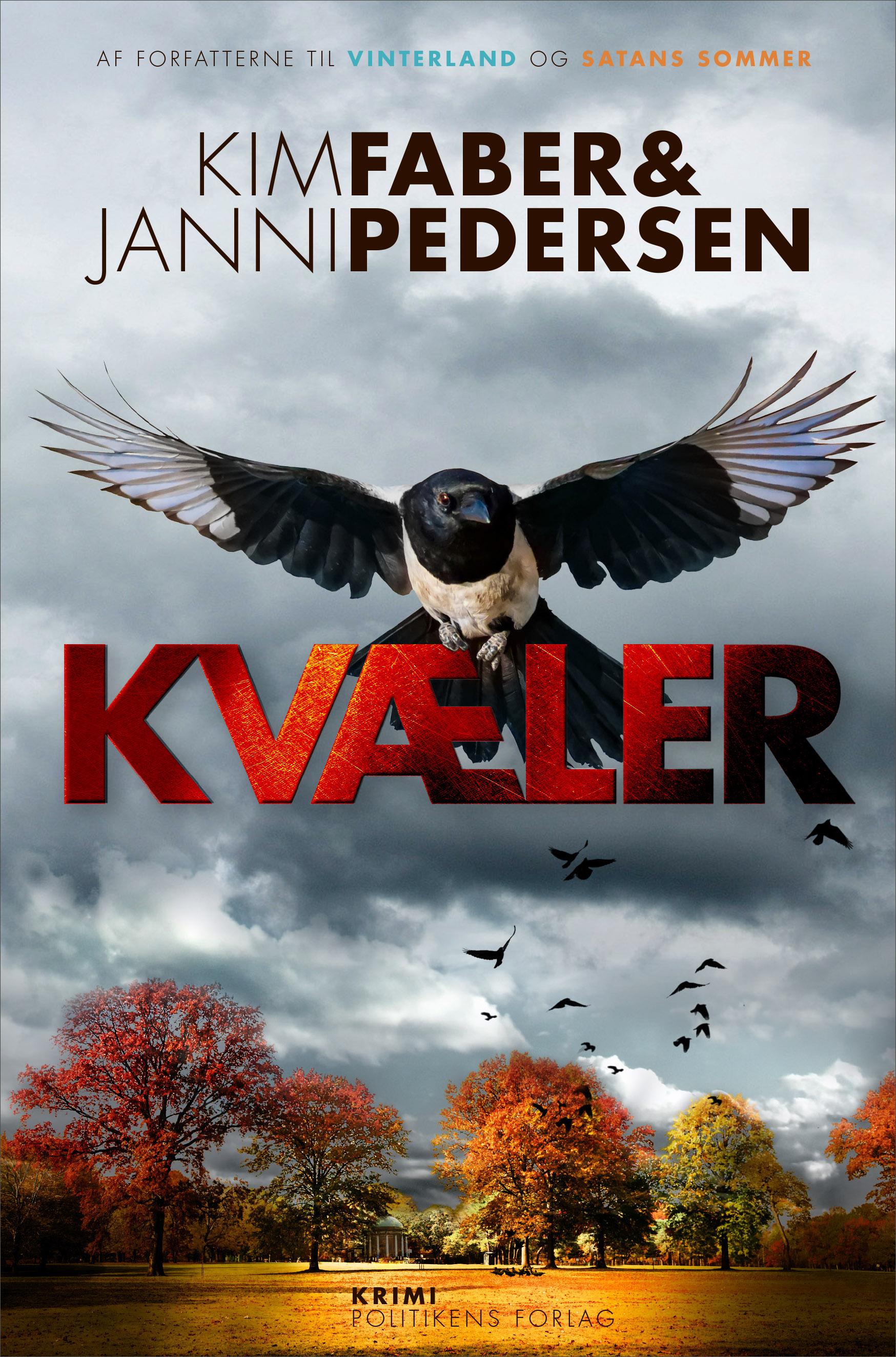 Juncker-serien: Kvæler - Kim Faber & Janni Pedersen - Bøger - Politikens Forlag - 9788740059762 - August 5, 2021