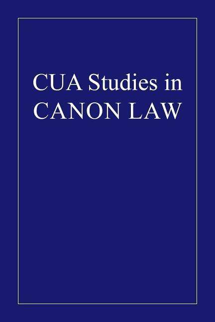 The Sentence in Ecclesiastical Procedure (1934) (Canon Law Dissertations) - Lemieux - Bøger - The Catholic University of America Press - 9780813222769 - October 1, 2013