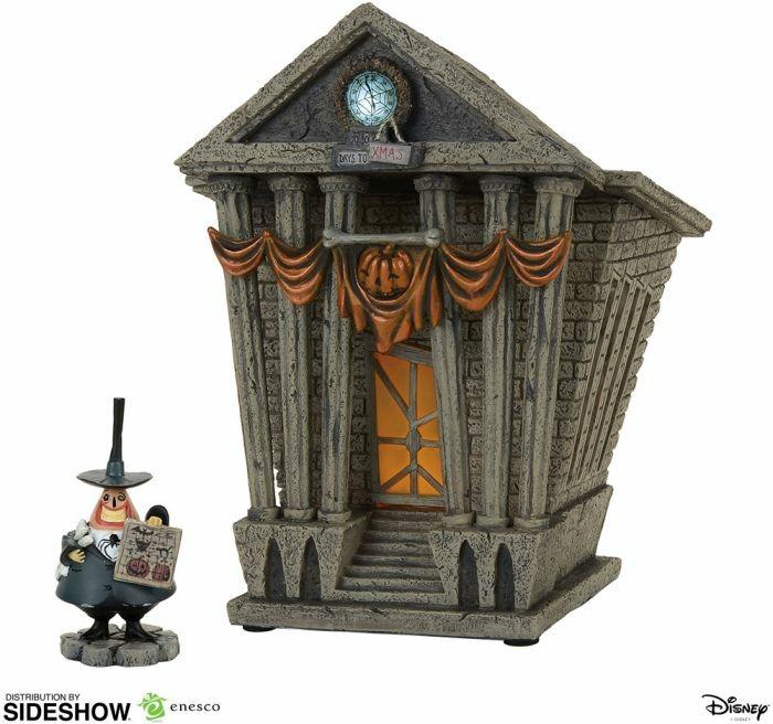 NBX - Halloween Town - 22cm - Figurine - Merchandise -  - 0045544922784 -