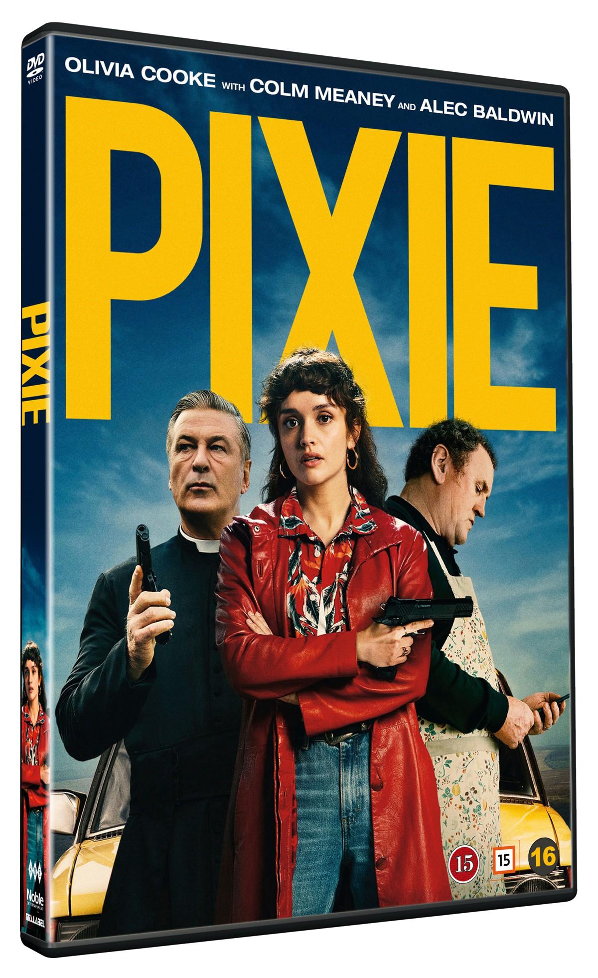 Pixie - Olivia Cooke - Film -  - 5705535066792 - September 13, 2021