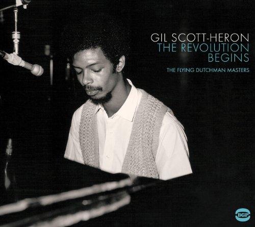 The Revolution Begins - The Flying Dutch - Gil Scott-heron - Musik - BEAT GOES PUBLIC - 0029667060806 - November 26, 2012
