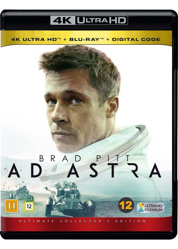 Ad Astra -  - Film -  - 7340112748807 - February 6, 2020
