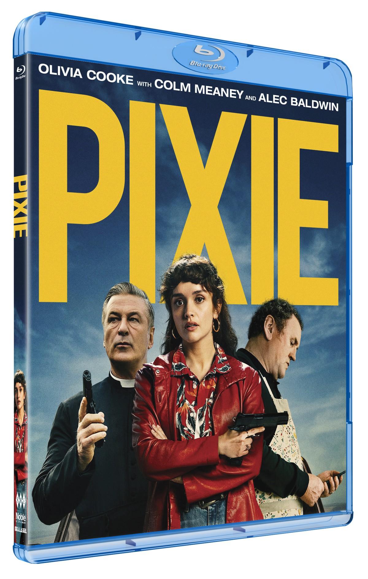 Pixie - Olivia Cooke - Film -  - 5705535066808 - September 13, 2021