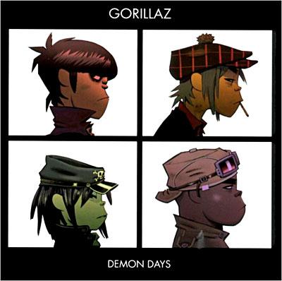 Demon Days - Gorillaz - Musik - PARLOPHONE - 0724387383814 - July 13, 2018