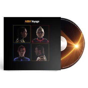 Voyage - Abba - Musik -  - 0602438690817 - November 12, 2021
