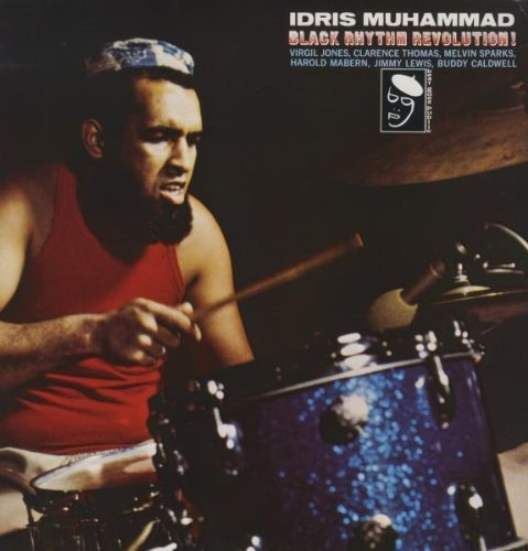 Black Rhythm Revolution - Muhammad Idris - Musik - BGP - 0029667276818 - November 30, 2009